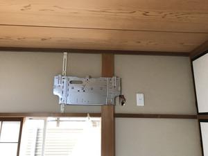 (4/5) 京都市左京区にて室外機壁面付け工事.jpg