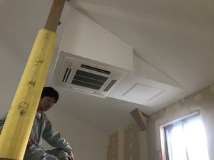 (2月~3月)京都市上京区にてゲストハウス エアコン工事.jpgのサムネイル画像