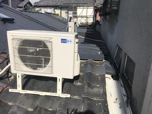 (0511) 京都市中京区にて、エアコン工事.jpgのサムネイル画像