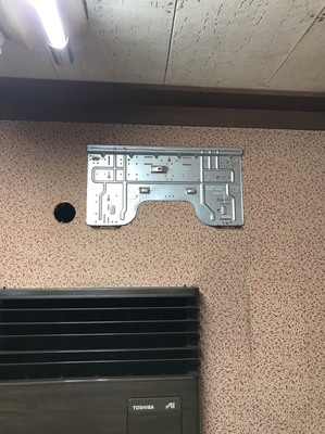 (5/2) 京都市北区にて、店舗にエアコン設置.jpgのサムネイル画像のサムネイル画像